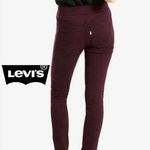 Levi's Soft Touch On The Move Skinny Jean- 28Wx28L